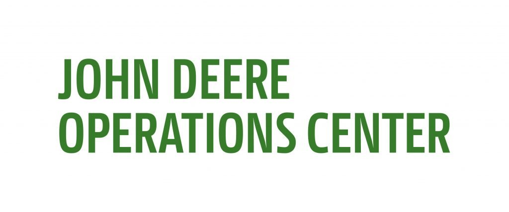 John Deere Operations Center Logo