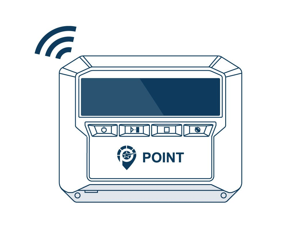 POINT device illustration
